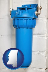 mississippi a water treatment filter