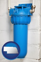 nebraska a water treatment filter