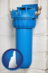 new-hampshire a water treatment filter