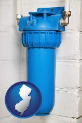 new-jersey a water treatment filter