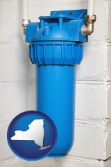 new-york a water treatment filter