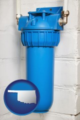 oklahoma a water treatment filter