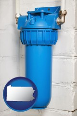pennsylvania a water treatment filter