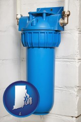 rhode-island a water treatment filter