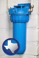 texas a water treatment filter