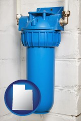 utah a water treatment filter