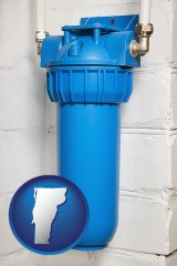 vermont a water treatment filter