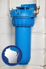 wisconsin a water treatment filter