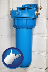 west-virginia a water treatment filter