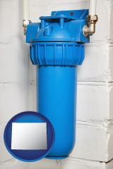 wyoming a water treatment filter